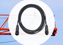 WindCrane Secondary cable