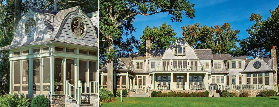 Shingle Style Home by Austin Patterson Disston Architects