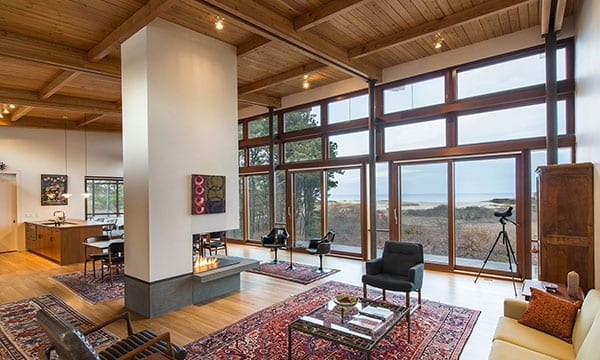 Architectural Wood Windows and Doors